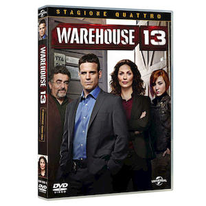 WEREHOUSE 13 - Stagione 4 - DVD