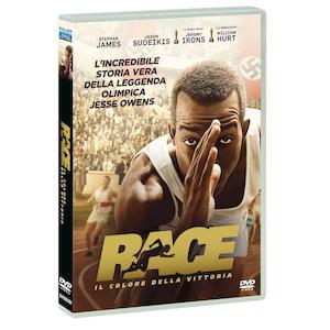 RACE - Il colore della vittoria - DVD