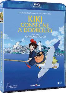 KIKI - Consegne a Domicilio - Blu-Ray