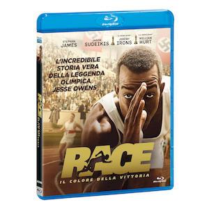 RACE - Il colore della vittoria - Blu-Ray
