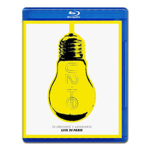 U2 - Innocence + Experience Live in Paris - Blu-ray
