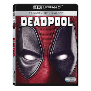 DEADPOOL - Ultra HD - Blu-Ray
