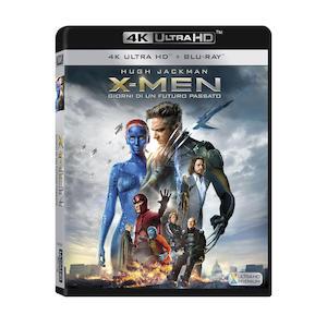 X-MEN - Giorni di un Futuro Passato - Ultra HD - Blu-Ray