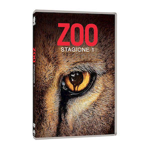 ZOO - Stagione 1 - DVD