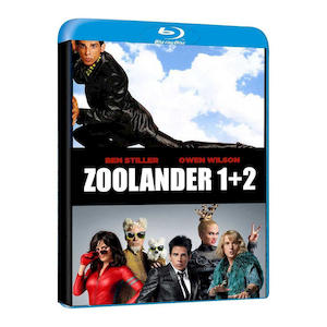 ZOOLANDER 1&2 - Blu-Ray