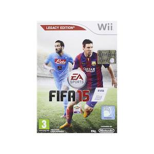 FIFA 15 - WII - PRMG GRADING OOBN - SCONTO 15,00%
