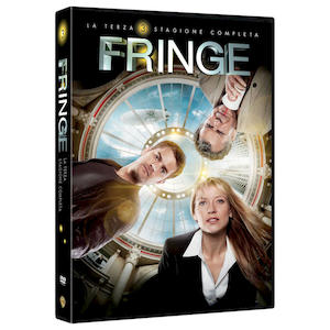 FRINGE - STAGIONE 03 - DVD