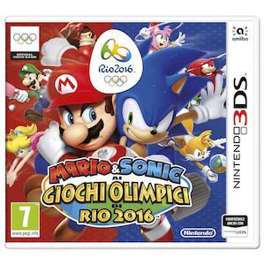 MARIO & Sonic ai Giochi Olimpici di Rio 2016 - 3DS