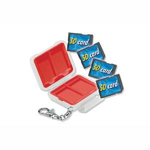 REPORTER 00275 Box per Memory Card T