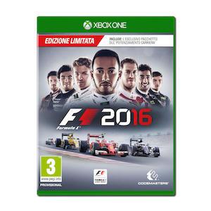F1 2016 (Edizione limitata) - XBOX ONE