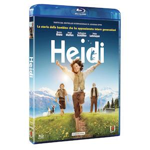 HEIDI - Bluray