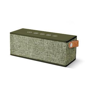 FRESH 'N REBEL Rockbox Brick Fabriq Army