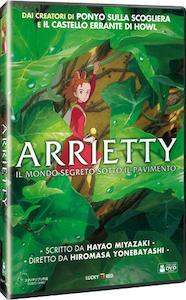 ARRIETTY - DVD
