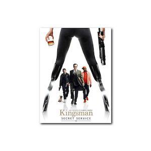 KINGSMAN - DVD