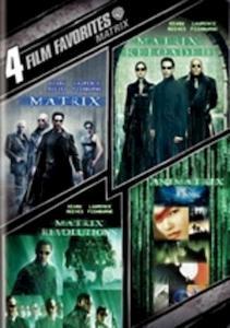 MATRIX - 4 GRANDI FILM