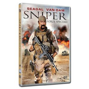 SNIPER - Forze Speciali - DVD