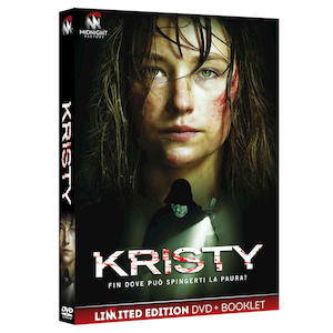 KRISTY - DVD