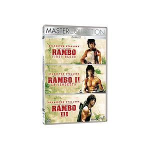 RAMBO - Master Collection - DVD