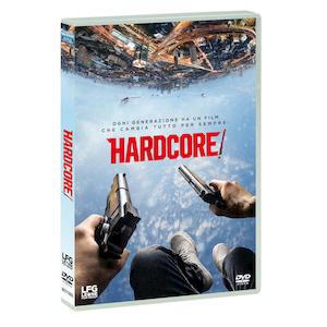 HARDCORE! - DVD