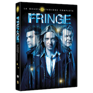 FRINGE - STAGIONE 04 - DVD
