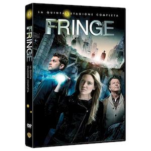 FRINGE - STAGIONE 05 - DVD