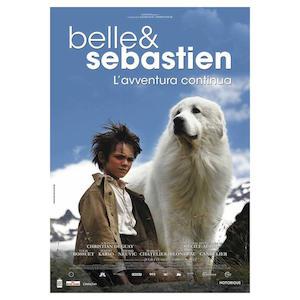 BELLE & Sebastien - L'avventura continua - Blu-Ray