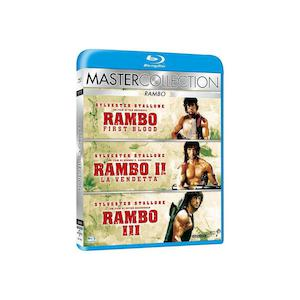 RAMBO - Master Collection - Blu-Ray