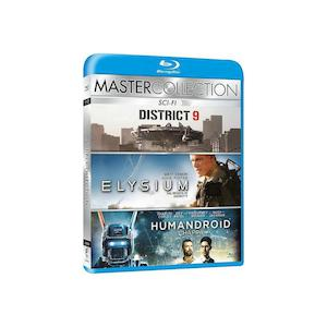 SCI-FI - Master Collection - Blu-Ray