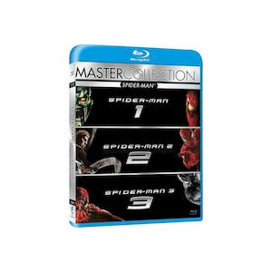 SPIDER-MAN - Master Collection - Blu-Ray