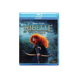 RIBELLE - THE BRAVE - Blu-Ray