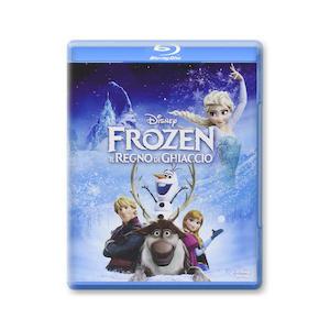 FROZEN - IL REGNODI GHIACCIO - Blu-Ray