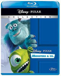 MONSTERS & CO - Blu-Ray