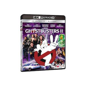 GHOSTBUSTERS 2 - Ultra HD - Blu-Ray