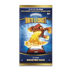 SKYLANDERS - Booster Packs Hourglass I