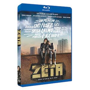 ZETA - Una storia hip-hop - Blu-Ray