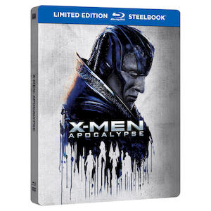 X-MEN - Apocalisse Limited Edition - Blu-Ray