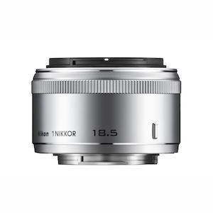 NIKON 18.5mm f/1.8 Silver