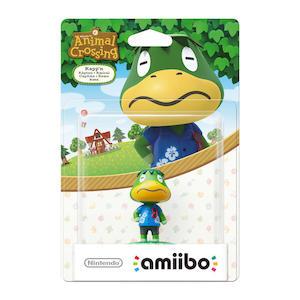 NINTENDO - Amiibo Statuetta Animal Crossing Remo