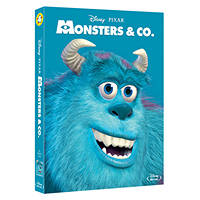 MONSTERS & CO. - Blu-Ray