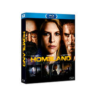 HOMELAND - STAGIONE 3 - BlueRay