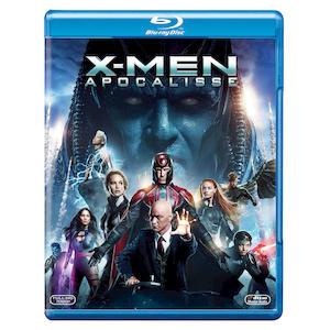X-MEN - Apocalisse - Blu-Ray