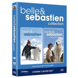 BELLE & Sebastien +& Sebastien - L'avventura continua - Blu-Ray