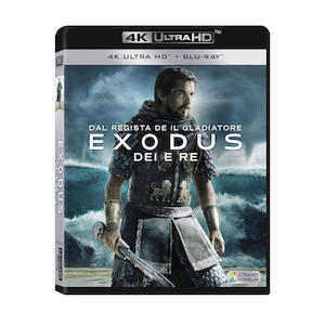 EXODUS - Dei e Re - Ultra HD - Blu-Ray
