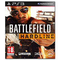 BATTLEFIELD HARDLINE -Essential - PS3