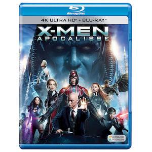 X-MEN - Apocalisse - Ultra HD - Blu-Ray