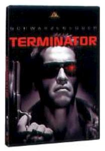 TERMINATOR - DVD