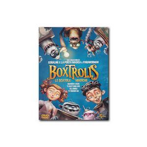 BOXTROLLS - DVD