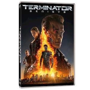TERMINATOR - Genisys - DVD