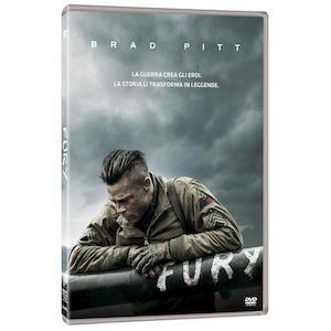 FURY - DVD