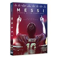 MESSI - Storia di un campione - DVD